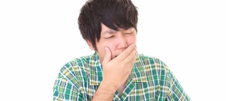 歯がぐらぐらして臭いがある場合は歯周病の可能性大